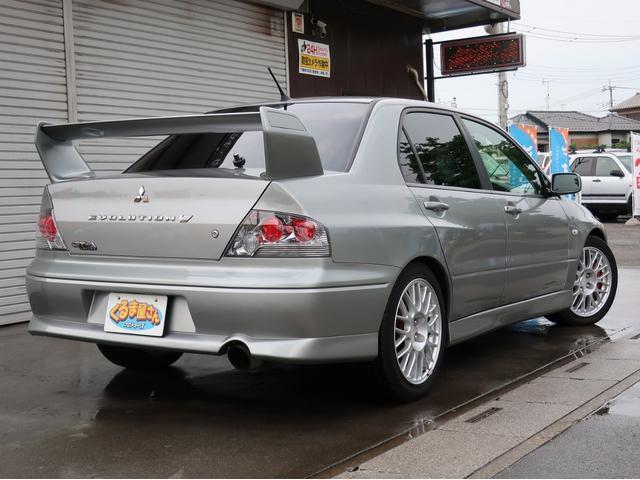 エボリューションVII GT-A ターボ サンルーフ 車高調(9枚目)