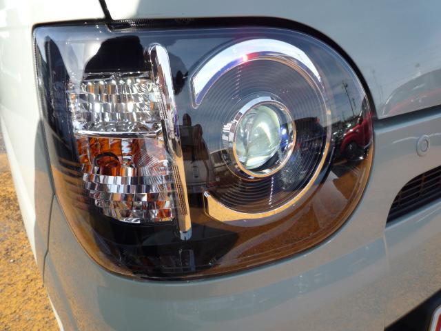 LEDヘッドランプです