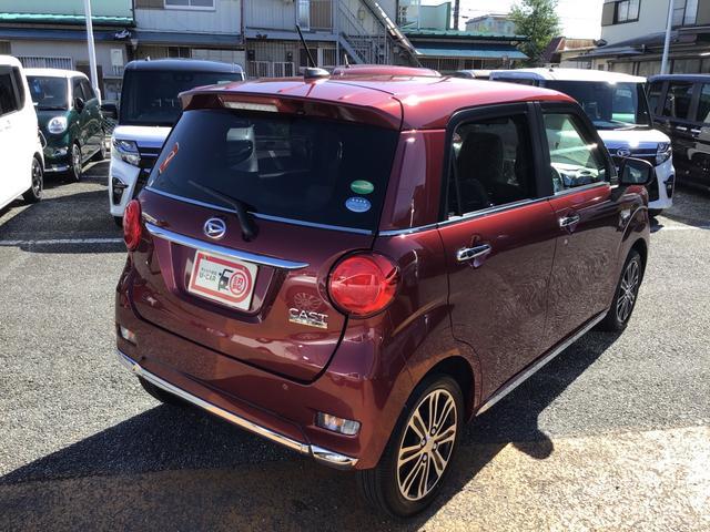 「ダイハツ」「キャスト」「コンパクトカー」「千葉県」の中古車8
