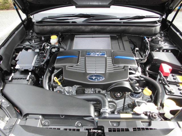スバル レガシィツーリングワゴン 2.0GT DITアイサイト パナソニックHDDナビ付