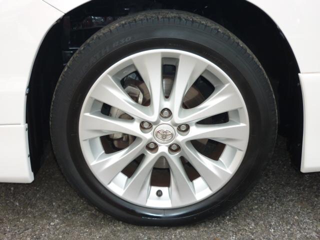 トヨタ ヴェルファイア 2.4Z プラチナS社外HDDナビ両側パワスラ 3年保証付