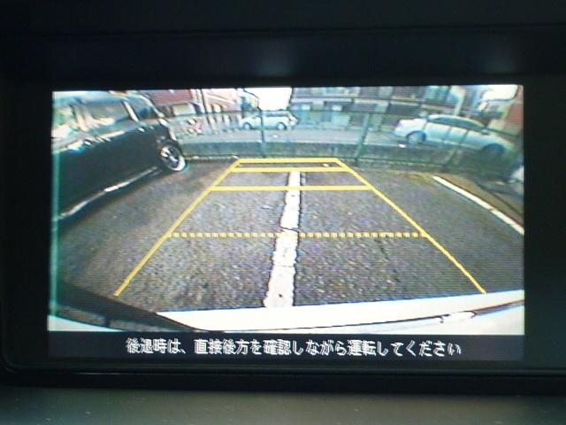 ホンダ エリシオンプレステージ S HDDナビスペシャルパッケージ両側パワスラハーフ革シート