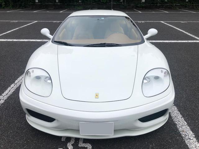 「フェラーリ」「フェラーリ 360」「クーペ」「埼玉県」の中古車4