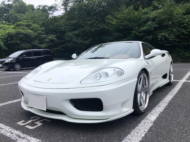 「フェラーリ」「フェラーリ 360」「クーペ」「埼玉県」の中古車9