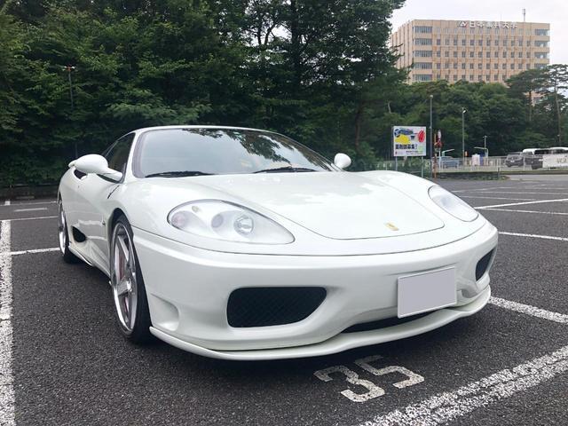 「フェラーリ」「フェラーリ 360」「クーペ」「埼玉県」の中古車23
