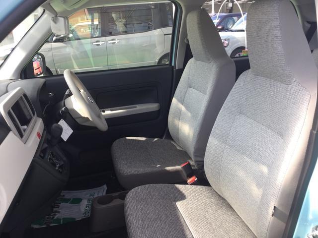 『サイドエアバック』車両側方からの衝撃を緩和するSRSサイドエアバックを運転席/助手席に搭載!