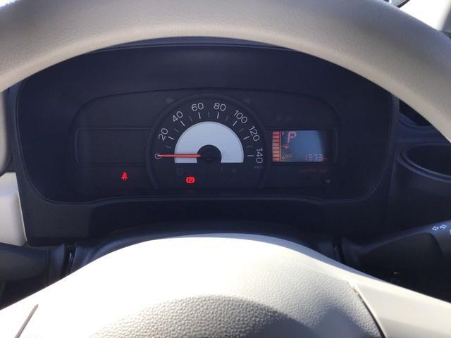シンプル且つ見やすいスピードメーター♪