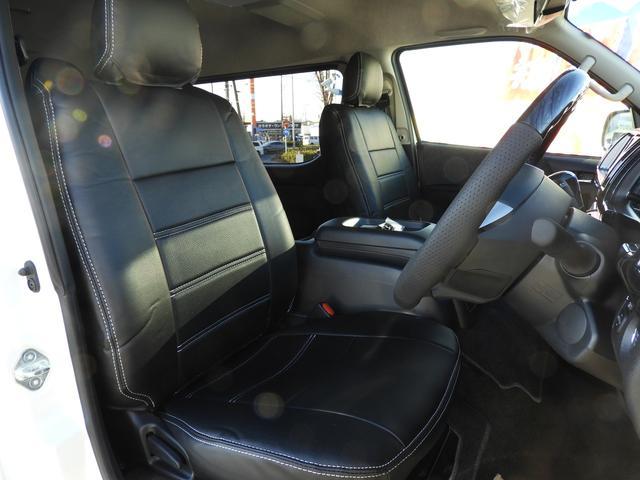 トヨタ ハイエースワゴン GL 4WDトヨタセーフティ付 トリプルモニター