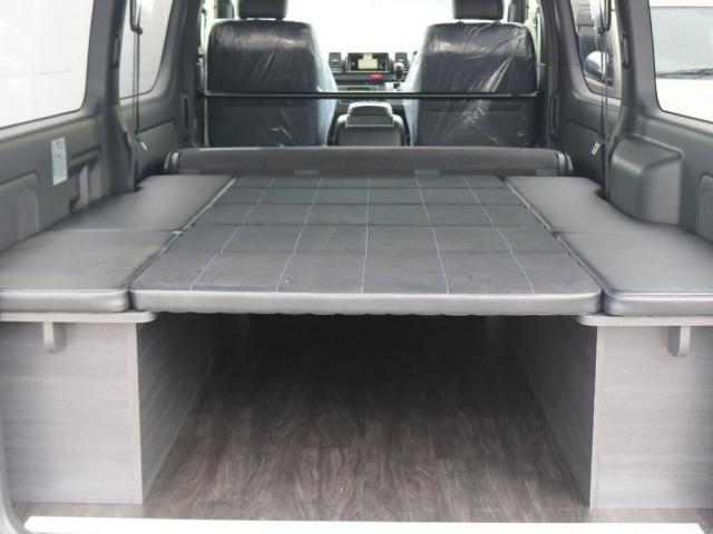 スーパーGL ダークプライムII ロングボディ 新型PVM付 Ver4内装架装 両側自動ドア(4枚目)
