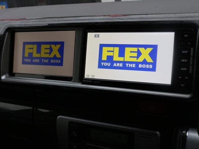 GL ベット&テーブル車中泊仕様/Ver1.5 オフロードパッケージ フルセグナビ/サブモニター フリップダウンモニター/ルーフスピーカー ナイトロパワー16インチAW TOYOオープンカントリータイヤ(12枚目)