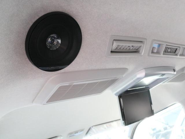 GL ベット&テーブル車中泊仕様/Ver1.5 オフロードパッケージ フルセグナビ/サブモニター フリップダウンモニター/ルーフスピーカー ナイトロパワー16インチAW TOYOオープンカントリータイヤ(15枚目)