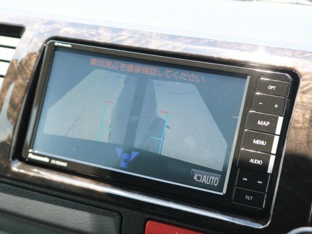 スーパーGL ダークプライムII ロングボディ オフロードパッケージ 両側自動ドア ベットキット(12枚目)