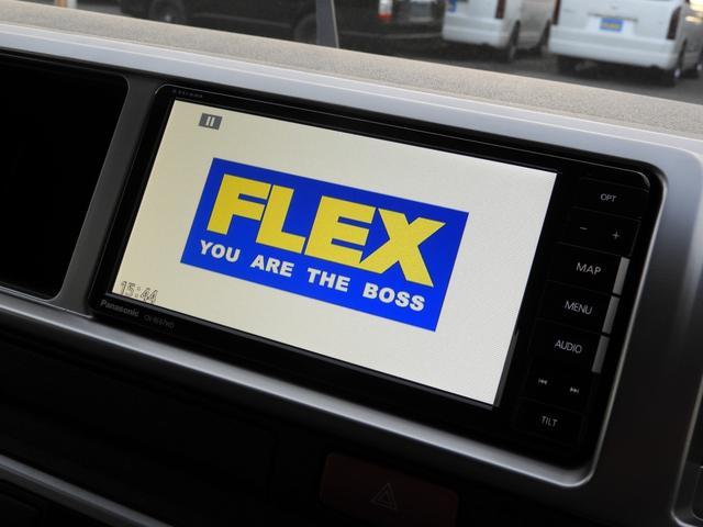 GL 新車/ナビパッケージ 10人乗り パノラミックビューモニター オートスライドドア フルセグナビ/フリップダウンモニター/ETC FLEXフロントリップ/オーバーフェンダー 38mmダウン(3枚目)