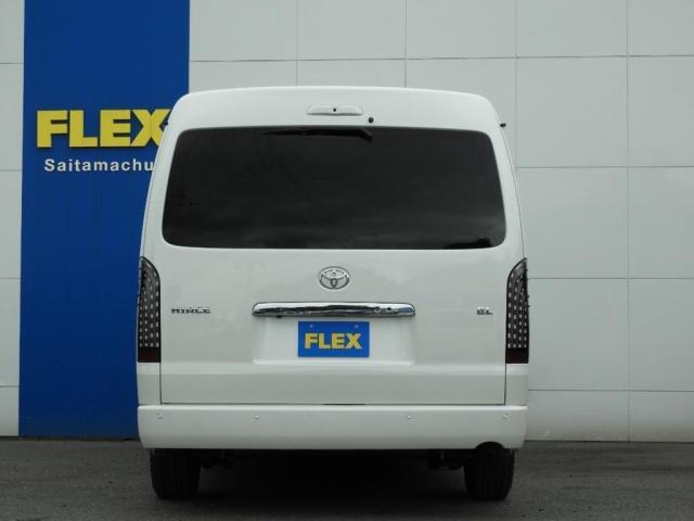 GL 新車/ナビパッケージ 10人乗り パノラミックビューモニター オートスライドドア フルセグナビ/フリップダウンモニター/ETC FLEXフロントリップ/オーバーフェンダー 38mmダウン(7枚目)