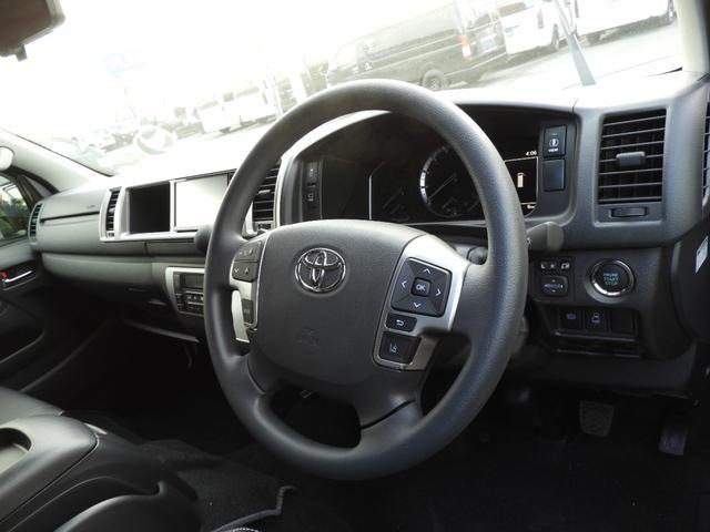 GL 新車/ナビパッケージ 10人乗り パノラミックビューモニター オートスライドドア フルセグナビ/フリップダウンモニター/ETC FLEXフロントリップ/オーバーフェンダー 38mmダウン(13枚目)