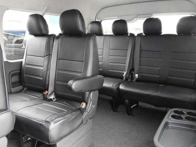 GL 新車/ナビパッケージ 10人乗り パノラミックビューモニター オートスライドドア フルセグナビ/フリップダウンモニター/ETC FLEXフロントリップ/オーバーフェンダー 38mmダウン(15枚目)