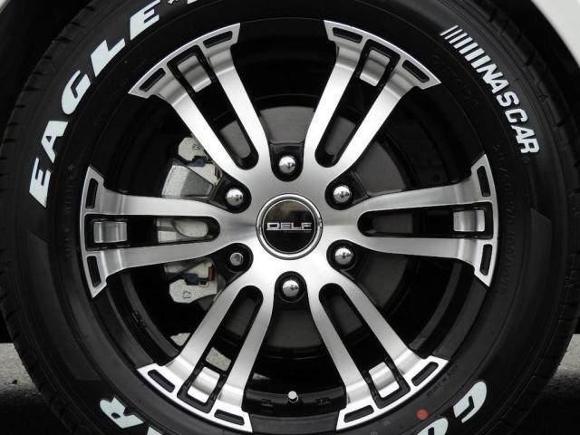 GL 新車/ナビパッケージ 10人乗り パノラミックビューモニター オートスライドドア フルセグナビ/フリップダウンモニター/ETC FLEXフロントリップ/オーバーフェンダー 38mmダウン(20枚目)