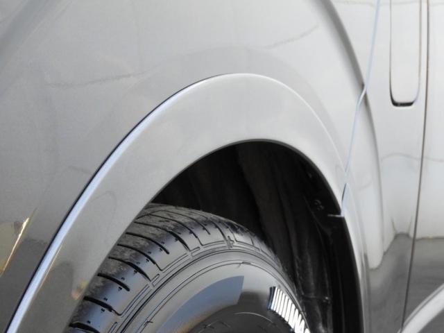 スーパーGL ダークプライムII 新車/BIG-X11インチフローティングナビ FLEXフロントリップ/オーバーフェンダー アーバンワイルド17インチ グッドイヤーナスカータイヤ FLEXフルLEDテール パノラミックビューモニター(14枚目)