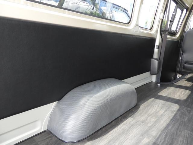 DX ワイド スーパーロング GLパッケージ オフロードパッケージ 床張り施工済み 2800クリーンディーゼル LEDヘッドライト パノラミックビューモニター インテリジェントクリアランスソナー デジタルインナーミラー TOYOオープンカントリー(17枚目)