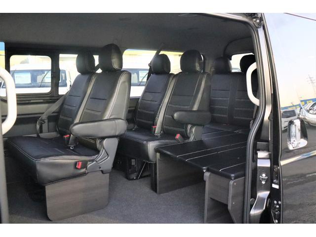GL 新車ワゴンGL フルセグナビ/フリップダウンモニター パノラミックビューモニター プッシュスタート/スマートキー 黒木目インテリアキット ファミリーパッケージ(5枚目)