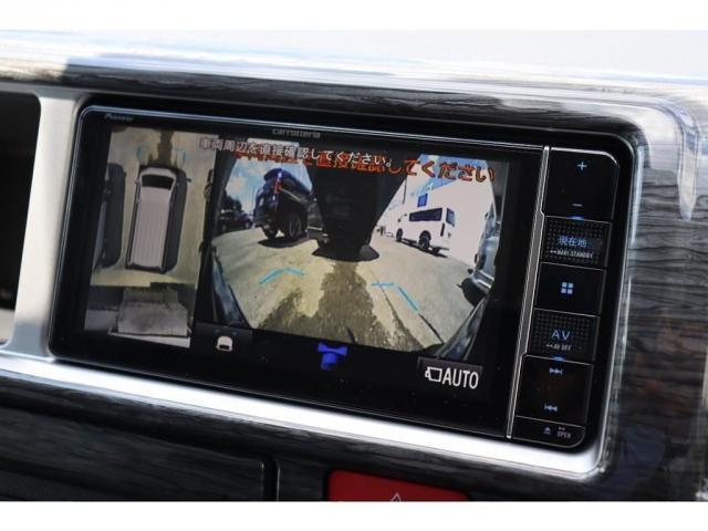 GL 新車ワゴンGL フルセグナビ/フリップダウンモニター パノラミックビューモニター プッシュスタート/スマートキー 黒木目インテリアキット ファミリーパッケージ(10枚目)