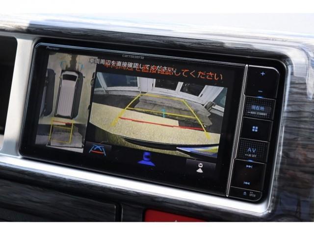 GL ロング 新車/車中泊仕様Ver1.5 フルセグナビ/フリップダウンモニター/ビルトインETC パノラミックビューモニター プッシュスタート デジタルインナーミラー パーキングサポート(6枚目)