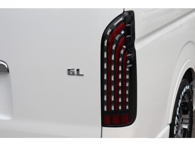 GL ロング 新車/車中泊仕様Ver1.5 フルセグナビ/フリップダウンモニター/ビルトインETC パノラミックビューモニター プッシュスタート デジタルインナーミラー パーキングサポート(18枚目)