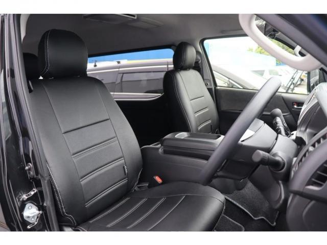 GL ロング 新車/車中泊仕様Ver1 フルセグナビ/フリップダウン Delfino Lineフロントエアロ/オーバーフェンダー アーバンワイルド17インチAW グッドイヤーナスカータイヤ プレステージLEDテール(13枚目)