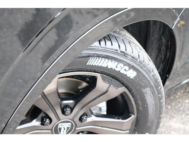 GL ロング 新車/車中泊仕様Ver1 フルセグナビ/フリップダウン Delfino Lineフロントエアロ/オーバーフェンダー アーバンワイルド17インチAW グッドイヤーナスカータイヤ プレステージLEDテール(18枚目)
