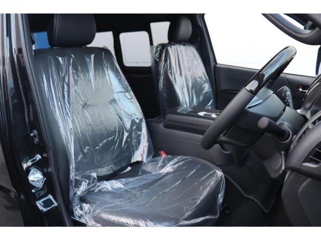 スーパーGL ダークプライムII 新車/フルセグナビパッケージ 小窓付 415コブラフロントエアロ FLEXオーバーフェンダー プレステージLEDテール 1.5インチダウン DELF02 17インチAW グッドイヤーナスカータイヤ(8枚目)