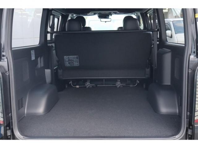 スーパーGL ダークプライムII 新車/フルセグナビパッケージ 小窓付 415コブラフロントエアロ FLEXオーバーフェンダー プレステージLEDテール 1.5インチダウン DELF02 17インチAW グッドイヤーナスカータイヤ(10枚目)