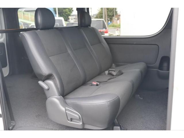 スーパーGL ダークプライムIIワイド ロングボディ 新車/ナビパッケージ 両側自動ドア 2800クリーンディーゼル パノラミックビューモニター インテリジェントクリアランスソナー トヨタセーフティー デジタルインナーミラー(11枚目)