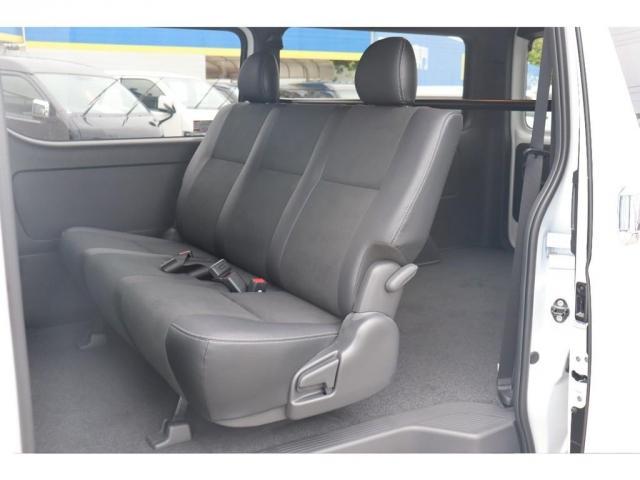 スーパーGL ダークプライムIIワイド ロングボディ 新車/ナビパッケージ 両側自動ドア 2800クリーンディーゼル パノラミックビューモニター インテリジェントクリアランスソナー トヨタセーフティー デジタルインナーミラー(12枚目)