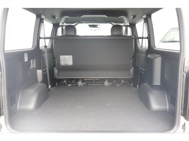 スーパーGL ダークプライムIIワイド ロングボディ 新車/ナビパッケージ 両側自動ドア 2800クリーンディーゼル パノラミックビューモニター インテリジェントクリアランスソナー トヨタセーフティー デジタルインナーミラー(13枚目)