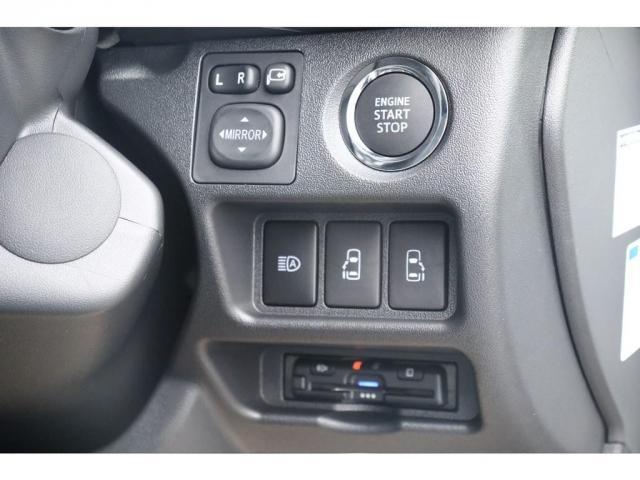 スーパーGL ダークプライムIIワイド ロングボディ 新車/ナビパッケージ 両側自動ドア 2800クリーンディーゼル パノラミックビューモニター インテリジェントクリアランスソナー トヨタセーフティー デジタルインナーミラー(19枚目)