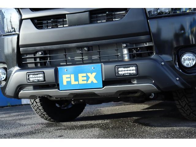 スーパーGL ダークプライムII 新車/ダークプライム2 クリーンディーゼル4WD/両側自動ドア オフロードパッケージ/ブラックエディション フルセグナビ/ビルトインETC 高さ調整式ベットキット プレステージLEDテール(2枚目)