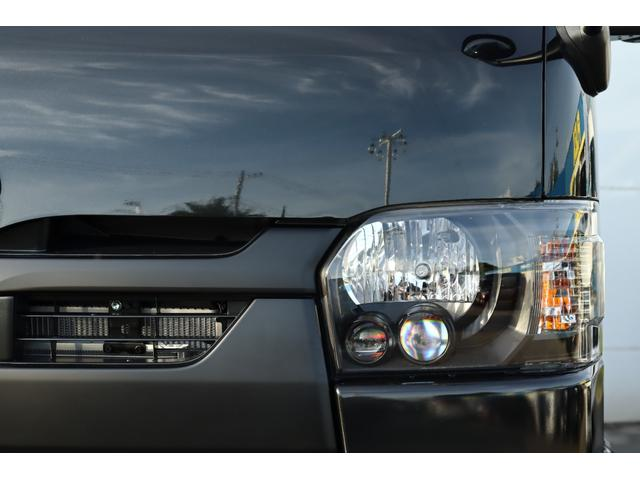 スーパーGL ダークプライムII 新車/ダークプライム2 クリーンディーゼル4WD/両側自動ドア オフロードパッケージ/ブラックエディション フルセグナビ/ビルトインETC 高さ調整式ベットキット プレステージLEDテール(6枚目)