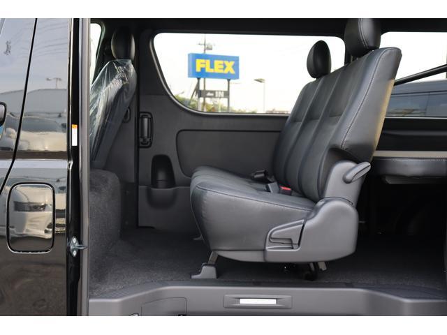 スーパーGL ダークプライムII 新車/ダークプライム2 クリーンディーゼル4WD/両側自動ドア オフロードパッケージ/ブラックエディション フルセグナビ/ビルトインETC 高さ調整式ベットキット プレステージLEDテール(17枚目)