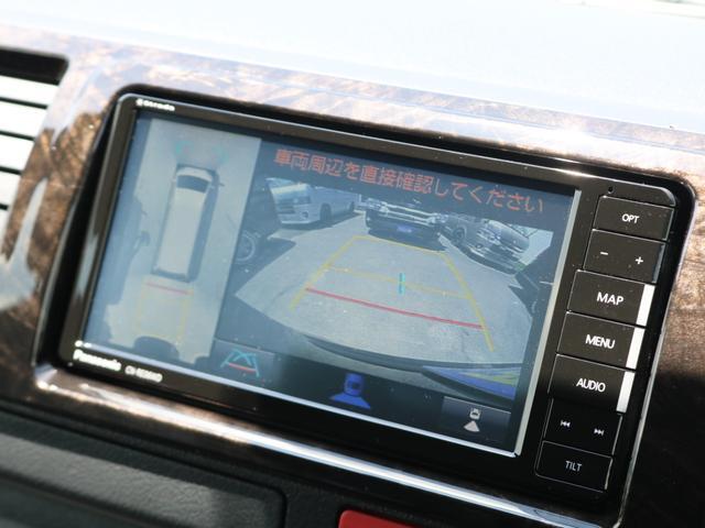スーパーGL ダークプライムII 新車/ダークプライム2 両側自動ドア フルセグナビ Delfino Lineフロントエアロ/オーバーフェンダー ワイルドディープス17インチAW グッドイヤーナスカータイヤ パノラミックビューモニター(2枚目)