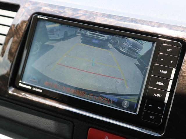 スーパーGL ダークプライムII 新車/ダークプライム2 両側自動ドア フルセグナビ Delfino Lineフロントエアロ/オーバーフェンダー ワイルドディープス17インチAW グッドイヤーナスカータイヤ パノラミックビューモニター(3枚目)