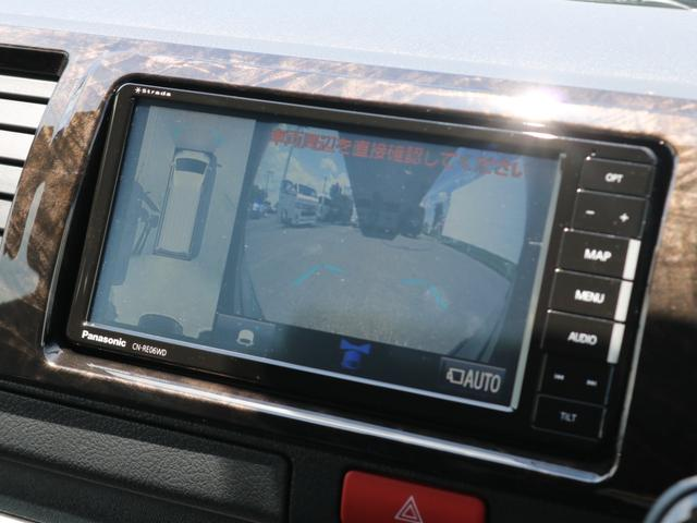 スーパーGL ダークプライムII 新車/ダークプライム2 両側自動ドア フルセグナビ Delfino Lineフロントエアロ/オーバーフェンダー ワイルドディープス17インチAW グッドイヤーナスカータイヤ パノラミックビューモニター(4枚目)