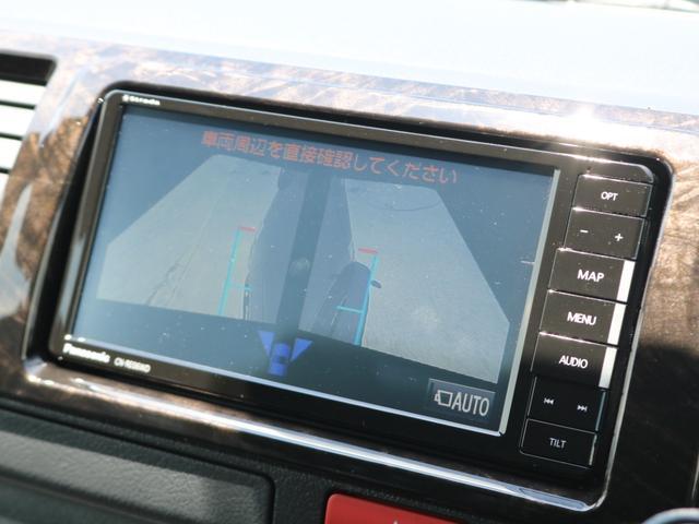 スーパーGL ダークプライムII 新車/ダークプライム2 両側自動ドア フルセグナビ Delfino Lineフロントエアロ/オーバーフェンダー ワイルドディープス17インチAW グッドイヤーナスカータイヤ パノラミックビューモニター(6枚目)