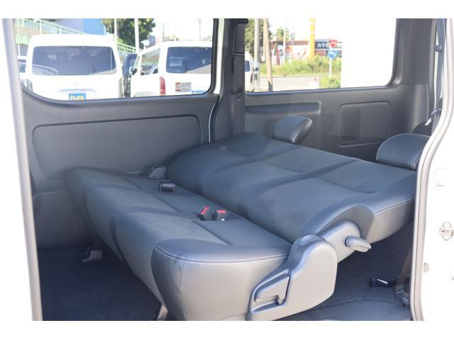 スーパーGL ダークプライムII 新車/ダークプライム2 両側自動ドア フルセグナビ Delfino Lineフロントエアロ/オーバーフェンダー ワイルドディープス17インチAW グッドイヤーナスカータイヤ パノラミックビューモニター(16枚目)