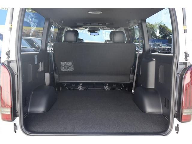 スーパーGL ダークプライムII 新車/ダークプライム2 両側自動ドア フルセグナビ Delfino Lineフロントエアロ/オーバーフェンダー ワイルドディープス17インチAW グッドイヤーナスカータイヤ パノラミックビューモニター(17枚目)