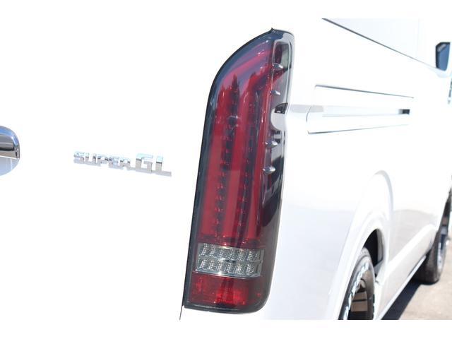 スーパーGL ダークプライムII 新車/ダークプライム2 両側自動ドア フルセグナビ Delfino Lineフロントエアロ/オーバーフェンダー ワイルドディープス17インチAW グッドイヤーナスカータイヤ パノラミックビューモニター(28枚目)