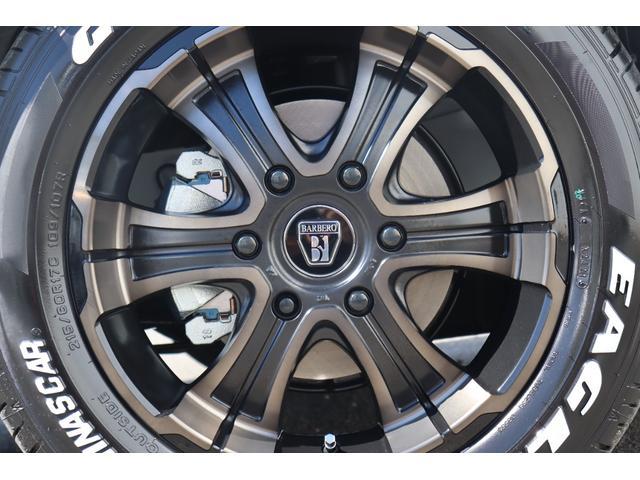 スーパーGL ダークプライムII 新車/ダークプライム2 両側自動ドア フルセグナビ Delfino Lineフロントエアロ/オーバーフェンダー ワイルドディープス17インチAW グッドイヤーナスカータイヤ パノラミックビューモニター(29枚目)