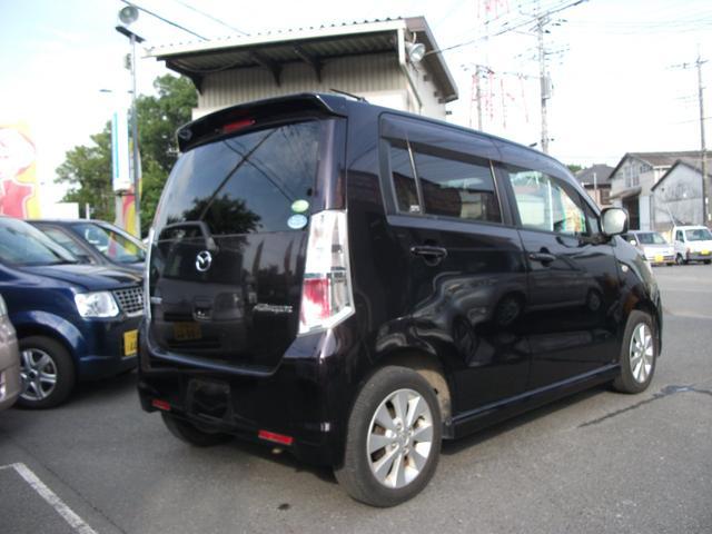 マツダ AZワゴンカスタムスタイル XS