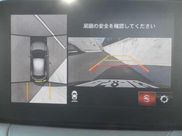 XDミストマルーン ナビ 360度モニタ 登録済未使用車(9枚目)