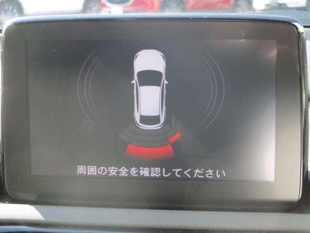 ◆リアコーナーセンサーを標準装備しています◆