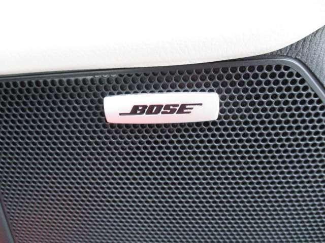 ◆言わずと知れた有名ブランドです◆BOSE社と共同開発したサウンドシステム。クリアで臨場感のあるダイナミックなサウンドを再現します☆◆